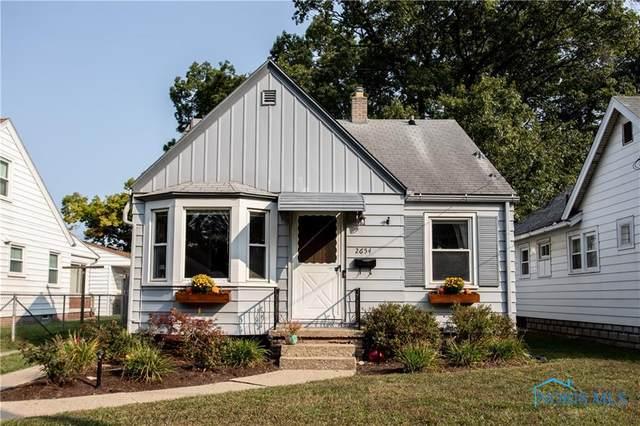 2654 Oak Grove, Toledo, OH 43613 (MLS #6060330) :: RE/MAX Masters