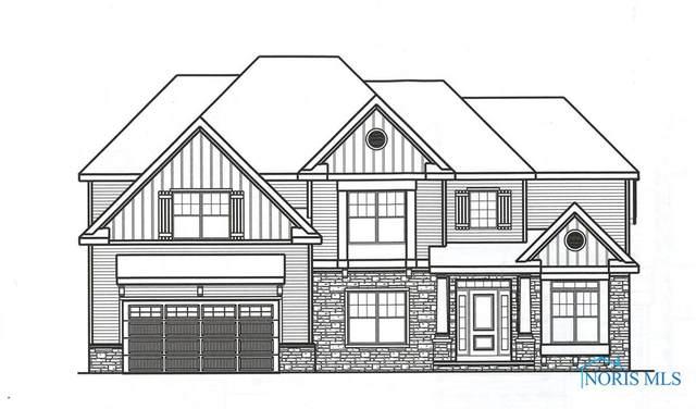 145 Taylors Mill Circle, Perrysburg, OH 43551 (MLS #6060337) :: CCR, Realtors