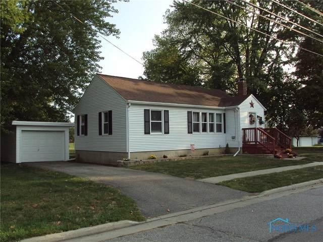 721 E Jefferson, Montpelier, OH 43543 (MLS #6060347) :: Key Realty
