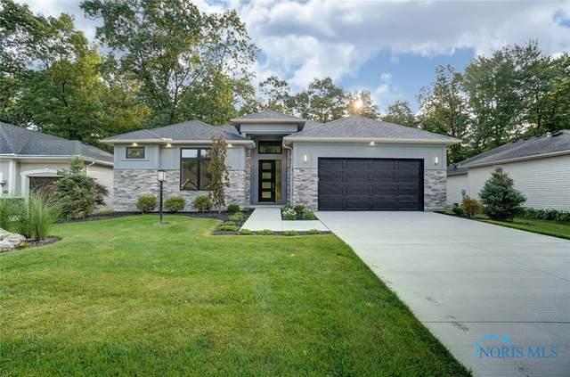 1708 Deer Trail, Toledo, OH 43615 (MLS #6060350) :: Key Realty