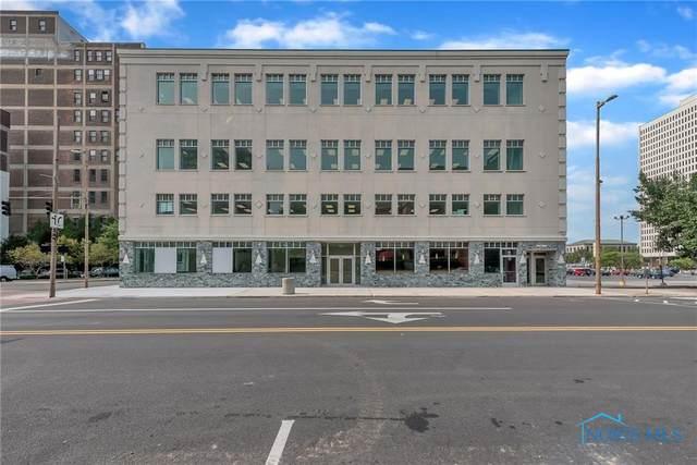 502 Adams, Toledo, OH 43604 (MLS #6060457) :: CCR, Realtors