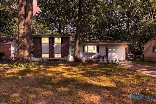 2542 Cherry Hill, Toledo, OH 43615 (MLS #6060499) :: CCR, Realtors