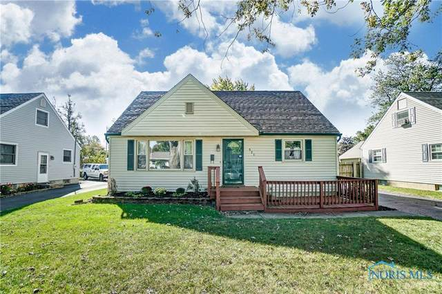 521 Rector, Findlay, OH 45840 (MLS #6060537) :: H2H Realty
