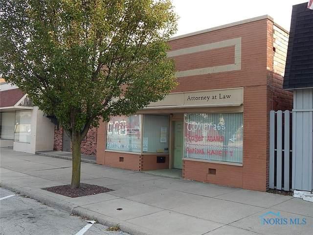 142 N Fulton, Wauseon, OH 43567 (MLS #6060561) :: The Kinder Team