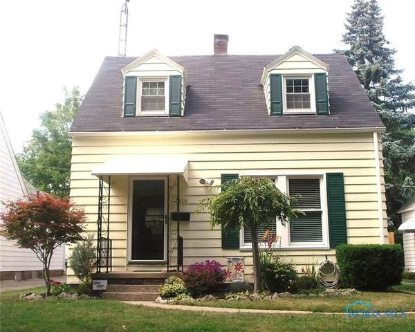 1416 Crestwood, Toledo, OH 43612 (MLS #6060609) :: The Kinder Team