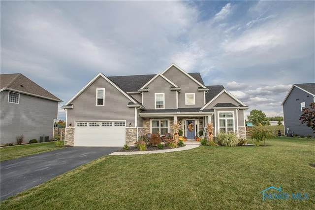 204 Drakefield, Perrysburg, OH 43551 (MLS #6060623) :: CCR, Realtors