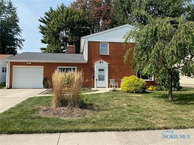 205 Cedar, Waterville, OH 43566 (MLS #6061055) :: RE/MAX Masters