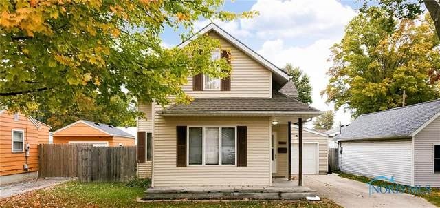 411 Clinton, Maumee, OH 43537 (MLS #6061129) :: Key Realty