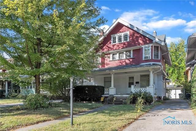 2491 Robinwood, Toledo, OH 43620 (MLS #6061176) :: Key Realty