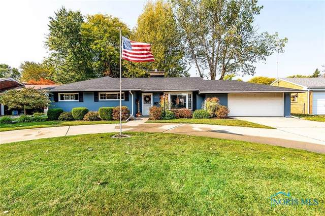 1071 Scribner, Maumee, OH 43537 (MLS #6061245) :: Key Realty