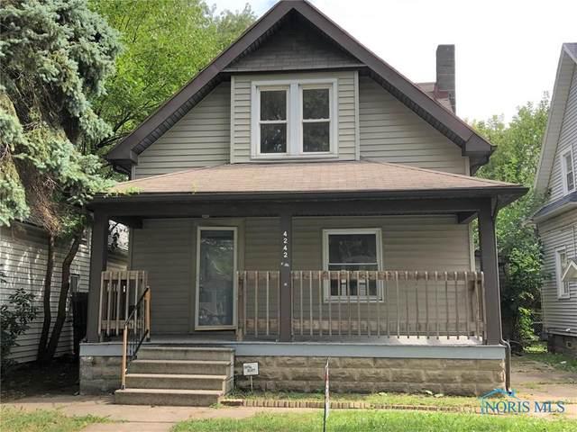 4242 Vermaas, Toledo, OH 43612 (MLS #6061277) :: RE/MAX Masters