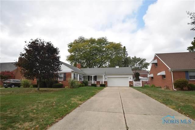 4201 Kingsmoor, Toledo, OH 43613 (MLS #6061284) :: RE/MAX Masters