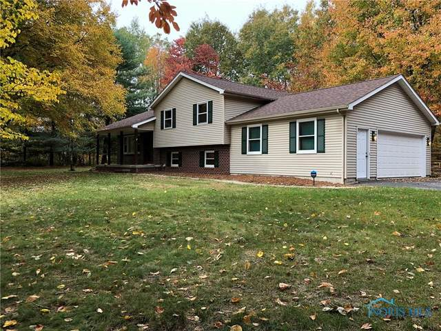 3502 County Rd Ef, Swanton, OH 43558 (MLS #6061340) :: Key Realty