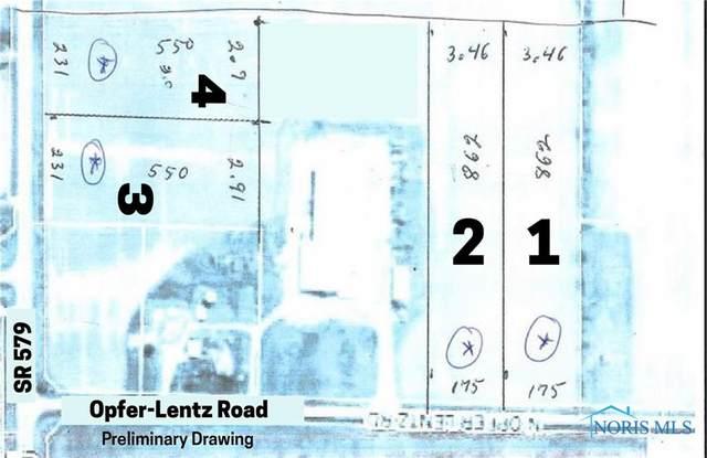 2 LOT Opfer-Lentz, Curtice, OH 43412 (MLS #6061364) :: Key Realty