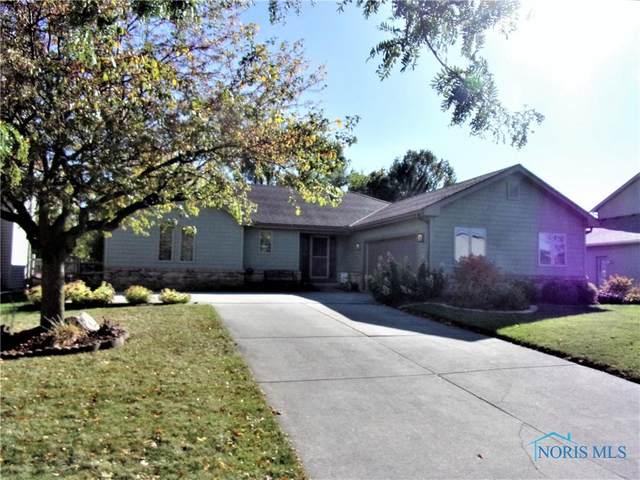 3526 Lynnbrooke, Oregon, OH 43616 (MLS #6061368) :: Key Realty