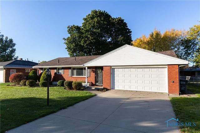 2262 Belvedere, Toledo, OH 43614 (MLS #6061414) :: Key Realty