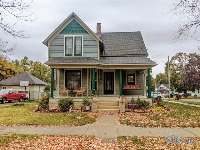 301 S East, Montpelier, OH 43543 (MLS #6061433) :: Key Realty