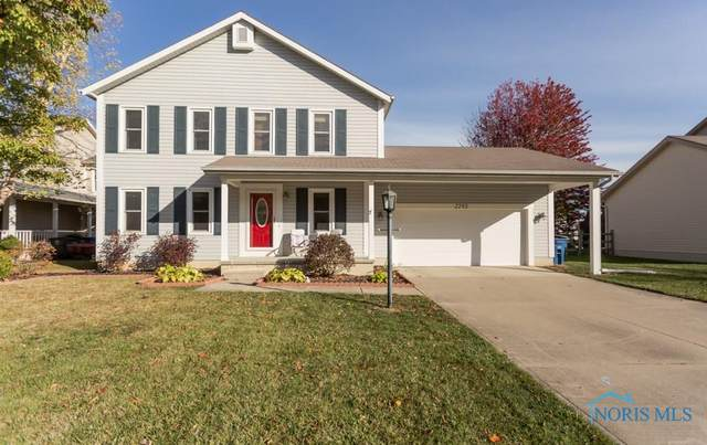 2293 Coe, Perrysburg, OH 43551 (MLS #6061511) :: Key Realty