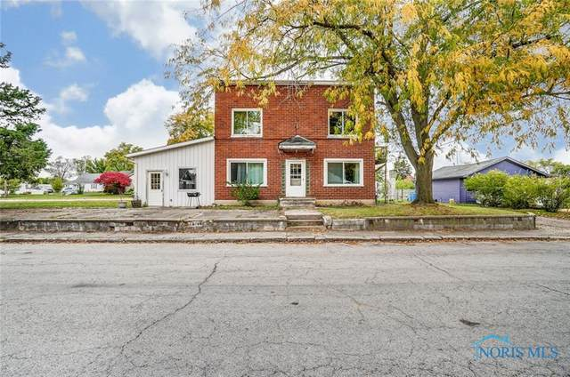 120 W Cherry, North Baltimore, OH 45872 (MLS #6061564) :: The Kinder Team