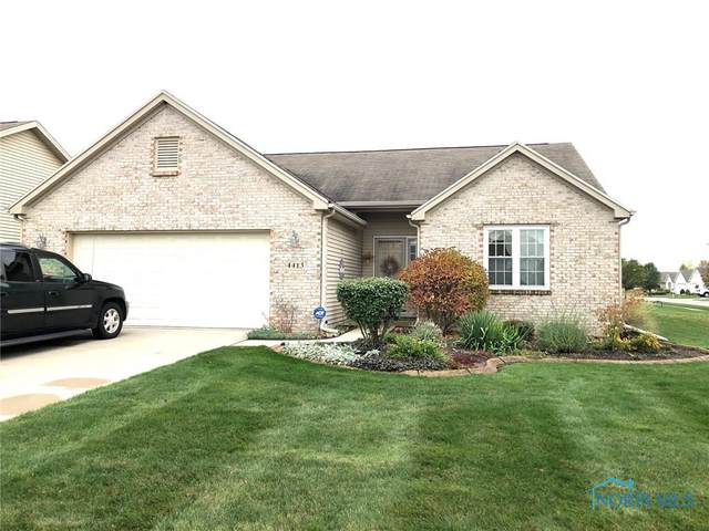 4413 Crystal Ridge, Maumee, OH 43537 (MLS #6061610) :: The Kinder Team