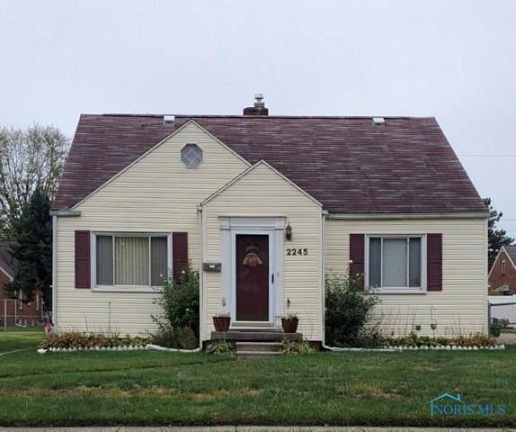 2245 Westmonte, Toledo, OH 43607 (MLS #6061617) :: H2H Realty