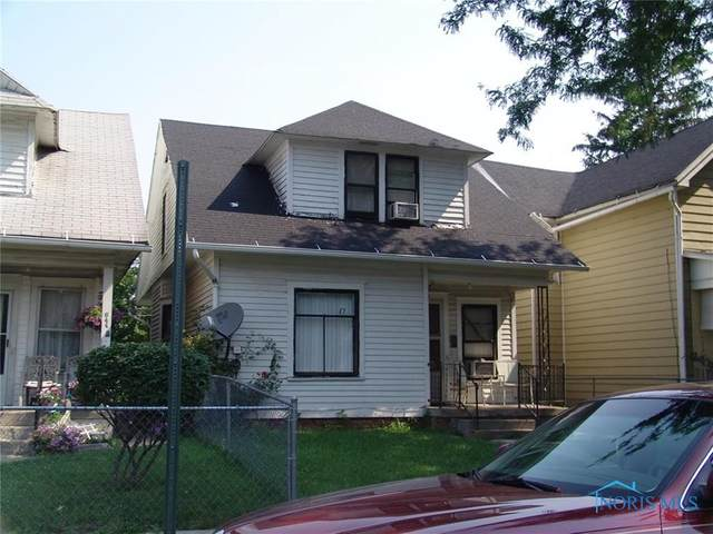 640 Norwood, Toledo, OH 43604 (MLS #6061747) :: Key Realty