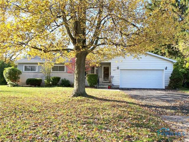 487 Hoover, Fostoria, OH 44830 (MLS #6061795) :: RE/MAX Masters