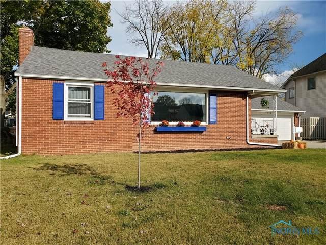 720 Inwood, Maumee, OH 43537 (MLS #6061818) :: The Kinder Team