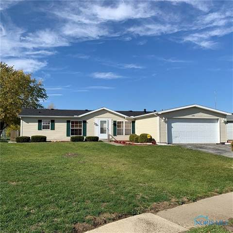 1170 Greystone, Toledo, OH 43615 (MLS #6062010) :: RE/MAX Masters