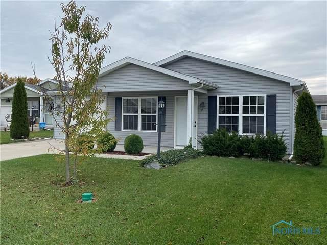 312 Crabtree, Delta, OH 43515 (MLS #6062033) :: RE/MAX Masters