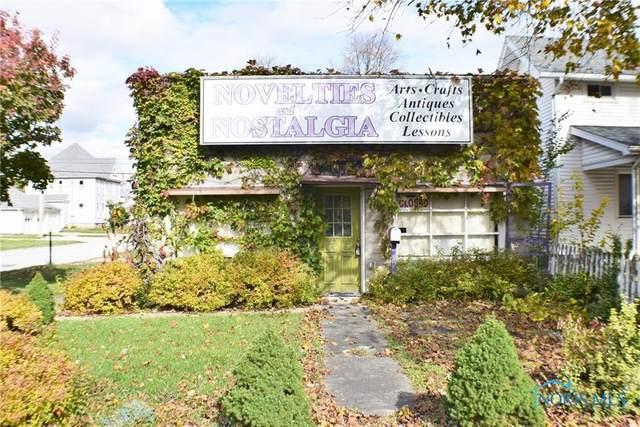 330 W Main, Woodville, OH 43469 (MLS #6062061) :: Key Realty