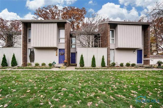 5123 Regency #5123, Toledo, OH 43615 (MLS #6063323) :: Key Realty