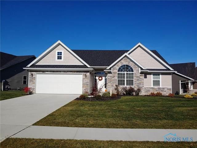 15872 Corner Brook, Perrysburg, OH 43551 (MLS #6063383) :: Key Realty