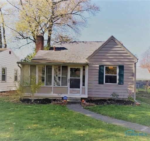 749 Cuthbert, Toledo, OH 43607 (MLS #6063385) :: RE/MAX Masters