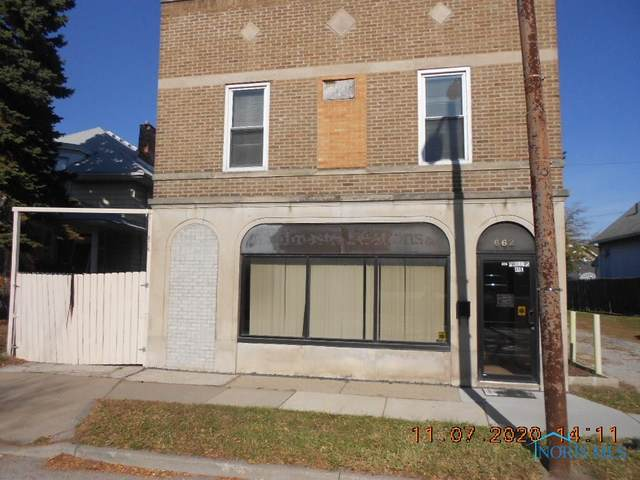 662 Phillips, Toledo, OH 43612 (MLS #6063504) :: Key Realty