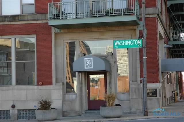 745 Washington #404, Toledo, OH 43604 (MLS #6063536) :: CCR, Realtors