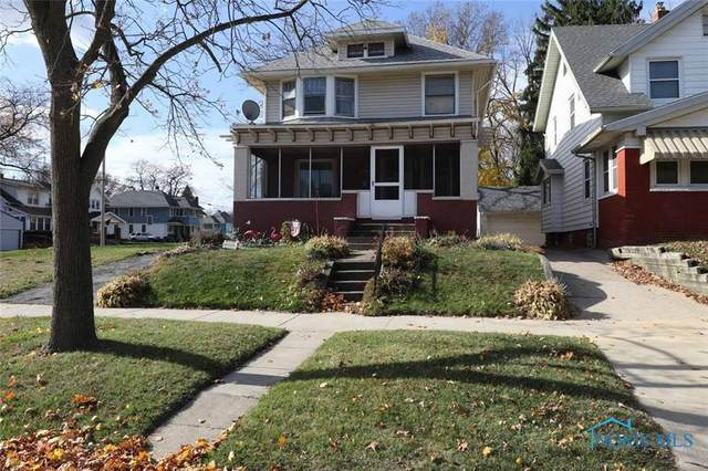 3205 Parkwood, Toledo, OH 43610 (MLS #6063576) :: Key Realty