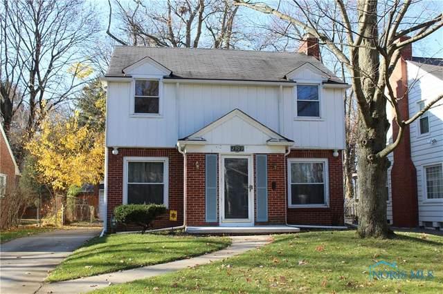 2509 Goddard, Toledo, OH 43606 (MLS #6063604) :: Key Realty