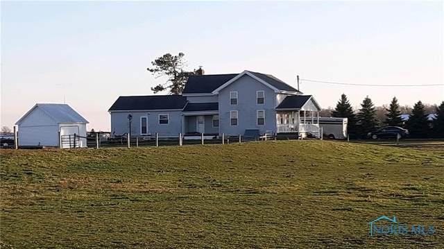 631 County Rd 10, Helena, OH 43435 (MLS #6063624) :: Key Realty