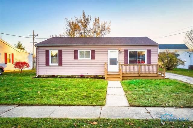 407 E Pearl, Findlay, OH 45840 (MLS #6063671) :: Key Realty