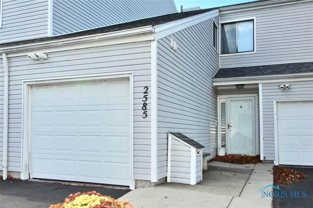 2585 W Village #2585, Toledo, OH 43614 (MLS #6063778) :: Key Realty