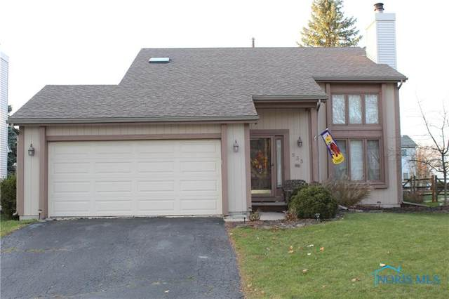 535 Bennington, Maumee, OH 43537 (MLS #6063825) :: Key Realty