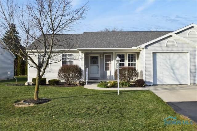 102 Lavine, Woodville, OH 43469 (MLS #6063870) :: Key Realty