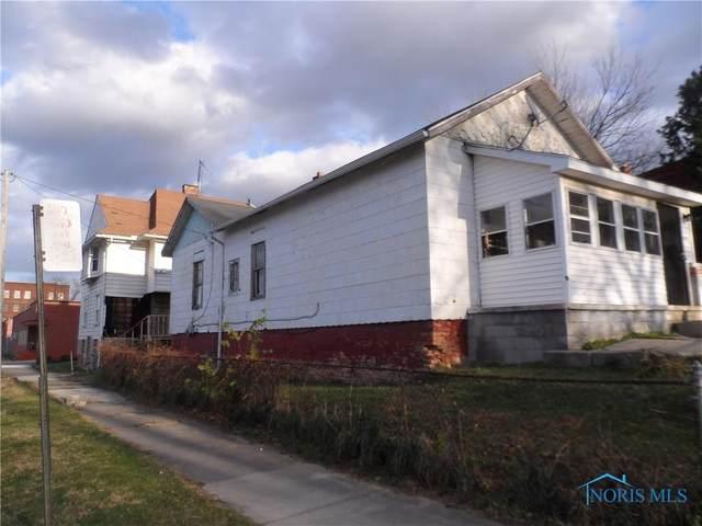 924 Walnut, Toledo, OH 43604 (MLS #6063922) :: Key Realty