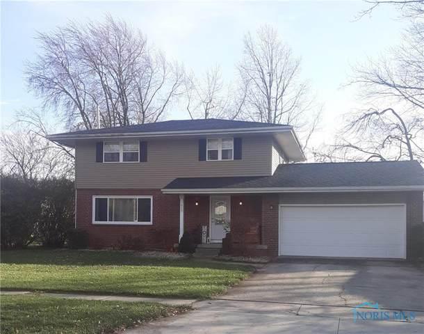 415 Hillcrest, Findlay, OH 45840 (MLS #6063923) :: CCR, Realtors