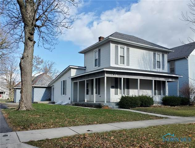 624 E South, Findlay, OH 45840 (MLS #6063986) :: RE/MAX Masters