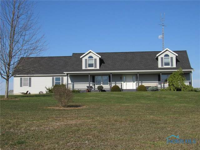 2239 County Road F, Edon, OH 43518 (MLS #6064023) :: CCR, Realtors