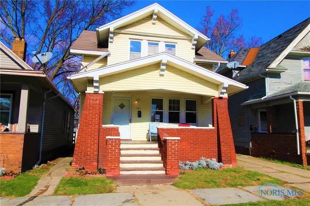 161 Palmer, Toledo, OH 43608 (MLS #6064025) :: Key Realty