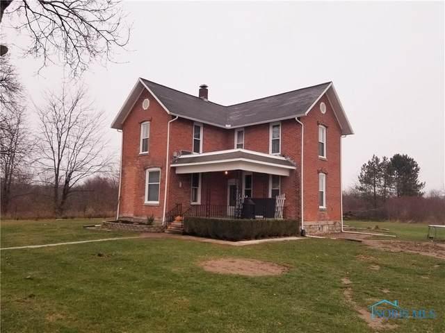 5316 County Road 115, Gibsonburg, OH 43431 (MLS #6064033) :: Key Realty