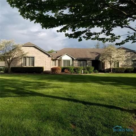 3563 Stonebrooke, Maumee, OH 43537 (MLS #6064038) :: Key Realty